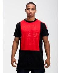 Karl Kani Back Zip Black Red
