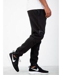 Karl Kani Zip Knee Structure Pant Black
