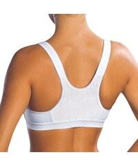 Blancheporte Sportovní podprsenka bez kostic (2 ks) bílá, koš.B