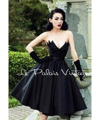 DIVINE - úchvatné šaty ve stylu 50.let od francouzského návrháře