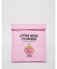 Sac déjeuner motif Little Miss Princess - Multi