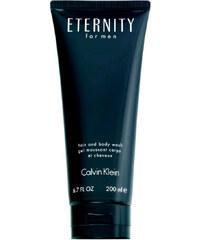 Calvin Klein Bath & Shower Gel Eternity for men Šampon na vlasy a tělo 200 ml
