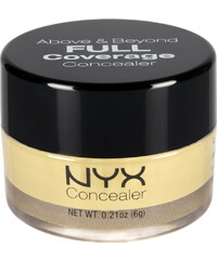 NYX 10 Yellow Concealer Jar Korektor 6 g