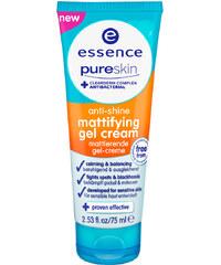Essence Anti Shine Mattifying Gel Cream Péče proti akné 75 ml