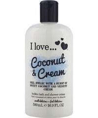 I love... Bubble Bath & Shower Crème Sprchový gel 500 ml