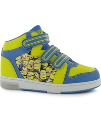 Character Lights Infants Hi Tops Minion