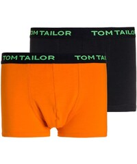 TOM TAILOR 2 PACK Panties berance orange/navy