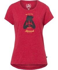 Alprausch WILDILIEBI TShirt print red