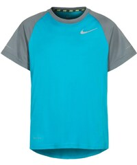 Nike Performance MILER Funktionsshirt blue lagoon/cool grey/reflective silver