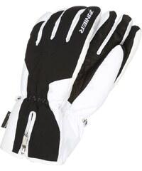Zanier SERFAUS GTX Fingerhandschuh schwarz/weiß