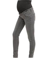 Queen Mum Jeans Slim Fit grey