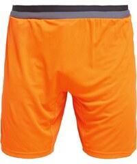adidas Performance ADIZERO kurze Sporthose solar orange/maroon