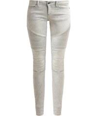 Noisy May NMEVE Jeans Skinny Fit light grey denim