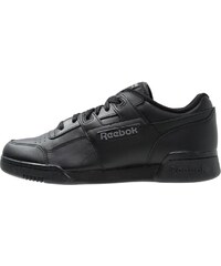 Reebok Classic WORKOUT PLUS Sneaker low black/charcoal
