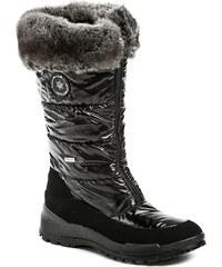Jacalu 6227.3 černé dámské zimní boty - POŠTOVNÉ ZDARMA - POŠTOVNÉ ZDARMA