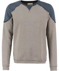 TOM TAILOR DENIM BASIC FIT Sweatshirt nickel grey
