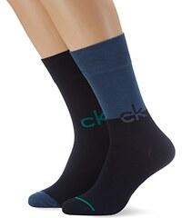 Calvin Klein Socks Herren Socken Pablo, 2er Pack