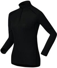 Odlo Dámské tričko s dlouhýn rukávem, se stojáčkem, 1/2 zip X-WARM 155151-15000