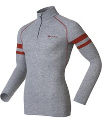 Odlo Pánské triko dlouhý rukáv se stojáčkem 1/2 zip WARM TREND 150432-15713