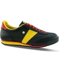 Botas 48C DRESDEN - black/yellow/red OD44567-7-308