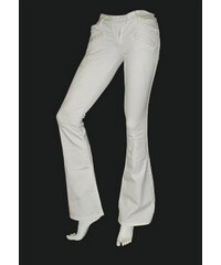 Dámské kalhoty Quiksilver KEW89110502 - bílá