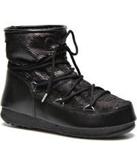 Moon Boot - We Low Paillettes - Stiefeletten & Boots für Damen / schwarz