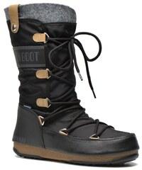 Moon Boot - We Monaco Felt - Stiefeletten & Boots für Damen / schwarz