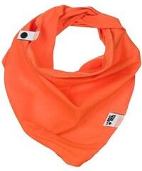 Lamama Dívčí šátek/nákrčník - oranžový