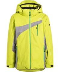 CMP Snowboardjacke lime green