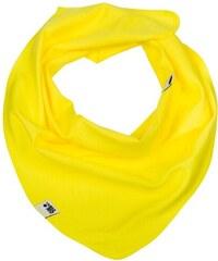 Lamama Dětský šátek/nákrčník - žlutý