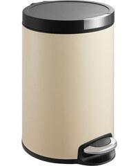 SAPHO - ARTISTIC odpadkový koš pedálový 20l, Soft Close, béžová (DR20C)