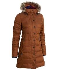 Zimní kabát dámský WOOX Wintershell Ladies' Coat Orange