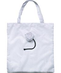 Skládací nákupní taška - Bílá univerzal