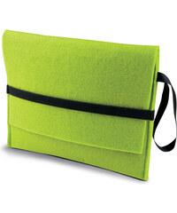Filcové pouzdro na tablet - Zelená univerzal