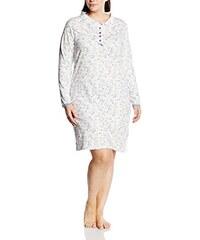 Mary White Damen Nachthemd Af.capucine.cn.gt