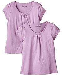 Ben & Lea Mädchen T-Shirt, 2er Pack