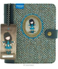 Santoro London - Zápisník A5 Premium - Gorjuss - I Found My Family in a Book