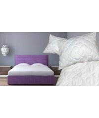 cz Luxusní prošívané polštáře a přikrývky FAVOLA (70 x 90 + 140 x 200 cm), klasická velikost