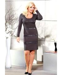 Pletené šaty pro plnoštíhlé, pro plnoštíhlé šaty XXL