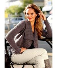 VIVIEN CARON VIVIEN CARON návrhářský dámský svetr, svetr i pro plnoštíhlé