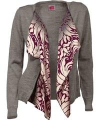 Travel Couture by Heine TRAVEL COUTURE BY HEINE dámský luxusní svetr 2 v 1, svetr s alpakou