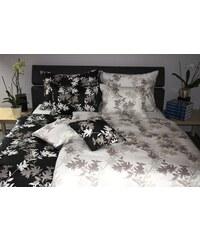 BELLA-EDWARD luxusní saténové ložní povlečení, 100 % bavlna se saténovou úpravou
