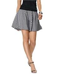 PATRIZIA DINI PATRIZIA DINI návrhářská kostkovaná sukně 4e0ae2a05e