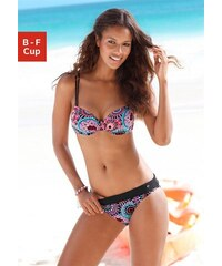 S.OLIVER RED LABEL Bügel-Bikini RED LABEL Beachwear schwarz 34 (65),36 (70),38 (75),40 (80),42 (85),44 (90)