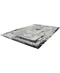Teppich Cocoon992 handgewebt LALEE silberfarben 2 (B/L: 80x150 cm),3 (B/L: 120x170 cm),4 (B/L: 160x230 cm),6 (B/L: 200x290 cm)