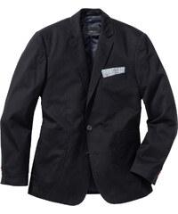 bpc selection Veste en coton noir manches longues homme - bonprix