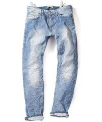 kalhoty BLEND - Jeans - NOOS Twister fit Light Blue (36633)