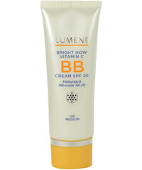 Lumene Bright Now Vitamin C BB Cream SPF20 50ml BB krém W Pro všechny typy pleti - Odstín 02 Medium