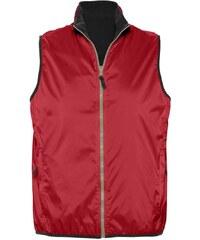 e1cf9819863 Pánská kožená vesta Ruwo černá - černá. Velikost pouze M. Detail produktu ·  SOL S Unisex oboustranná vesta
