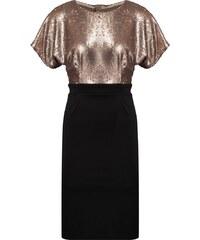 Paper Dolls Cocktailkleid / festliches Kleid black/gold